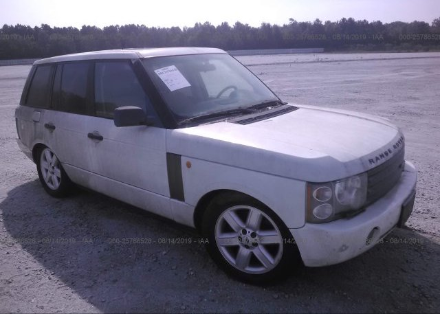 Inventory #847410360 2004 Land Rover RANGE ROVER