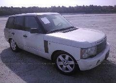 2004 Land Rover RANGE ROVER - SALME11414A145325 Left View