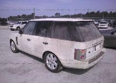 2004 Land Rover RANGE ROVER - SALME11414A145325 [Angle] View