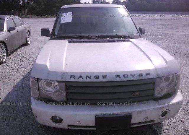 2004 Land Rover RANGE ROVER - SALME11414A145325
