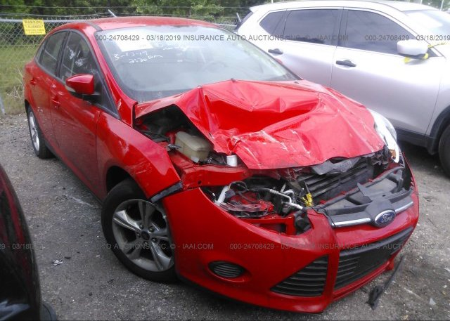 Inventory #438387343 2013 FORD FOCUS