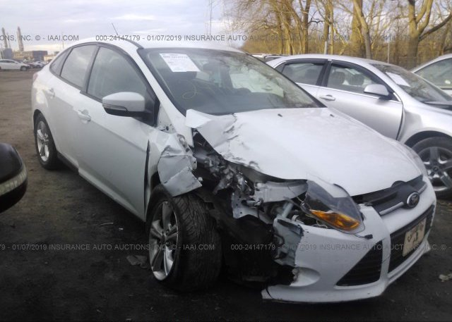 Inventory #179834468 2013 FORD FOCUS