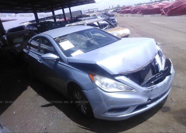 Inventory #144922570 2012 Hyundai SONATA