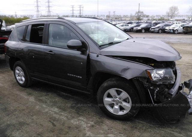 Inventory #879770883 2016 JEEP COMPASS