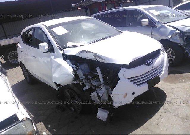 Inventory #205707330 2015 Hyundai TUCSON