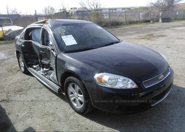 Inventory #157940532 2014 Chevrolet IMPALA LIMITED