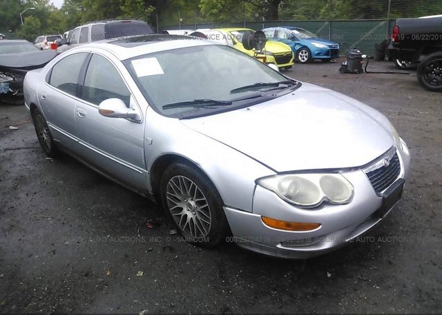 Inventory #651440441 2002 Chrysler 300M