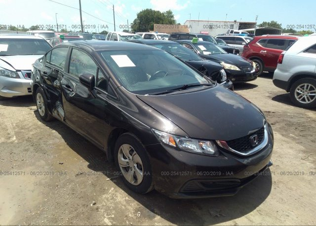 Inventory #347342999 2014 Honda CIVIC