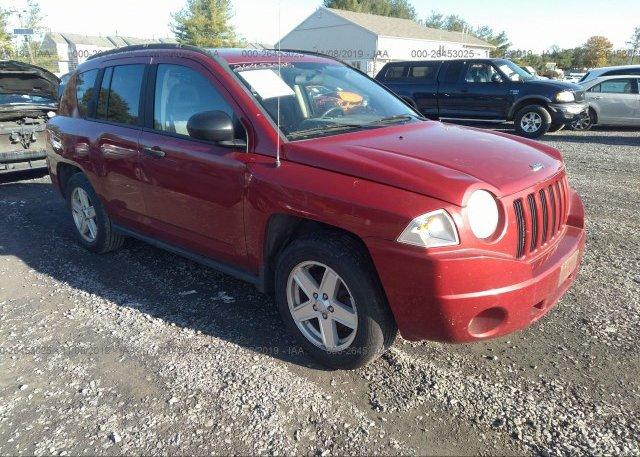 Inventory #778656372 2007 JEEP COMPASS