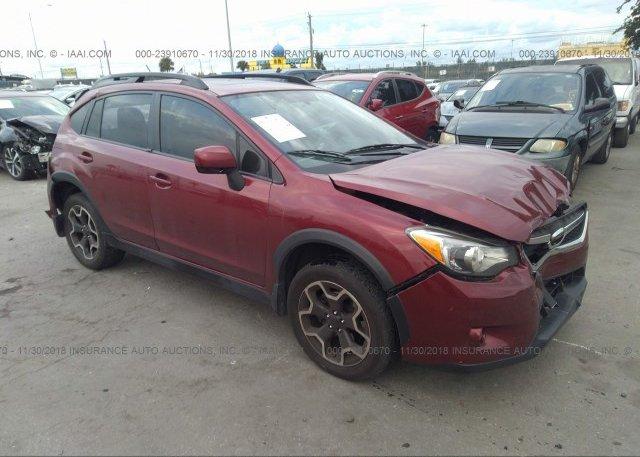 Inventory #624711074 2014 Subaru XV CROSSTREK