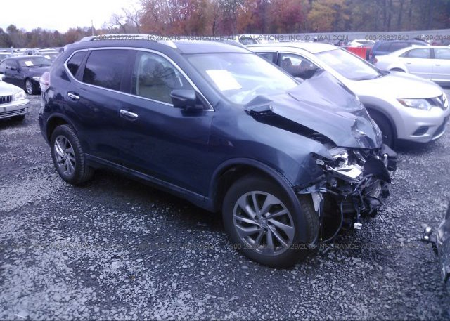 Inventory #780467830 2014 Nissan ROGUE
