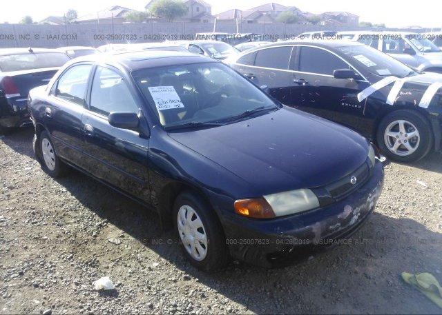 Inventory #143109176 1998 Mazda PROTEGE