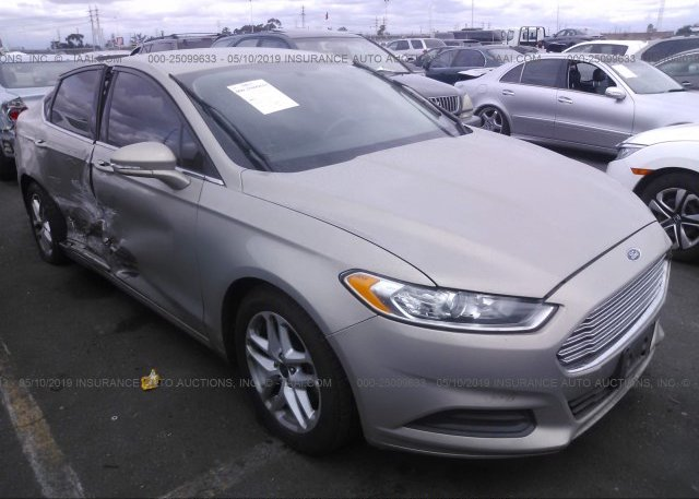 Inventory #435550170 2016 FORD FUSION