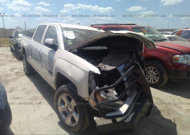 Inventory #606966856 2015 Chevrolet SILVERADO