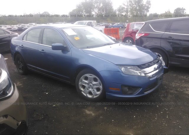Inventory #435872094 2010 FORD FUSION