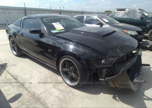 Inventory #346203565 2010 FORD MUSTANG