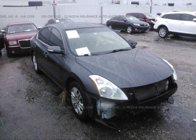 Inventory #836164831 2011 Nissan ALTIMA