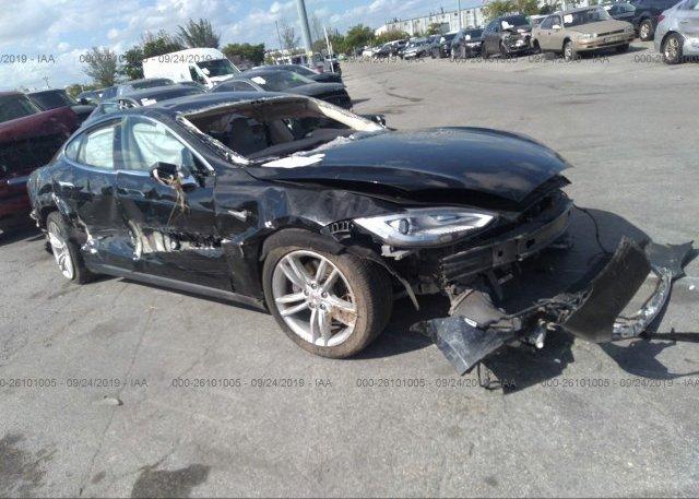 Inventory #705359279 2014 Tesla MODEL S