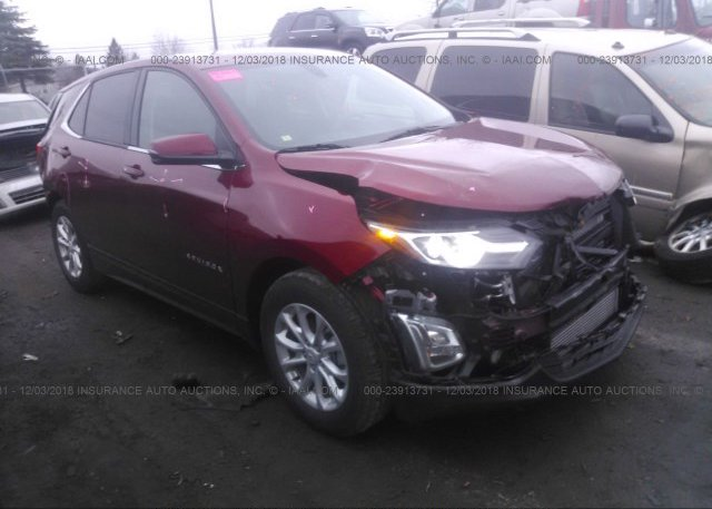 Inventory #525064699 2018 Chevrolet EQUINOX