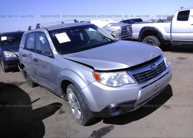 Inventory #692045538 2009 Subaru FORESTER