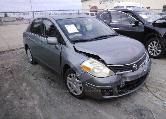 Inventory #449559109 2008 Nissan VERSA