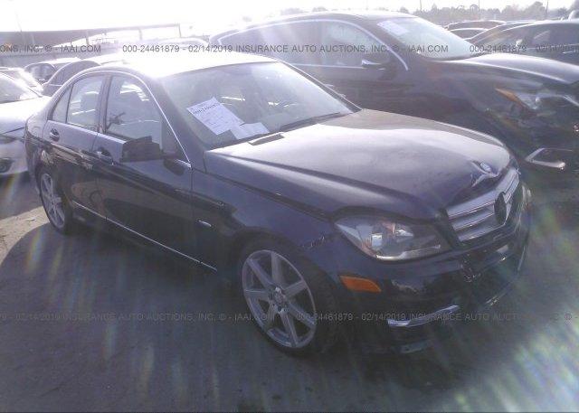 Inventory #363581024 2012 Mercedes-benz C
