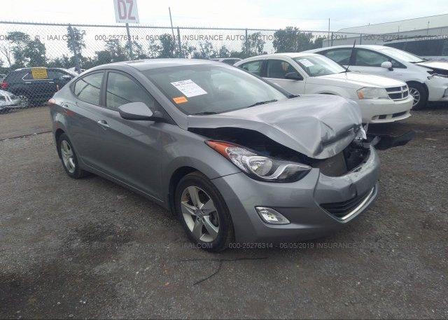 Inventory #309280515 2013 Hyundai ELANTRA