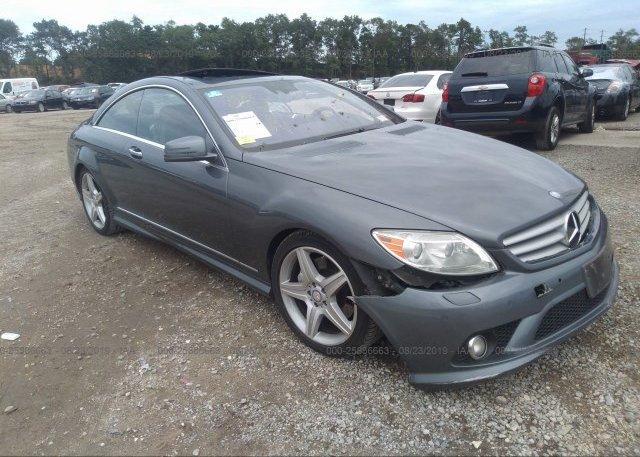 Inventory #623313424 2010 Mercedes-benz CL