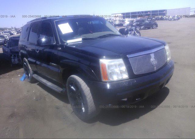 Inventory #873101093 2002 Cadillac ESCALADE