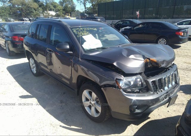 Inventory #838957966 2016 JEEP COMPASS