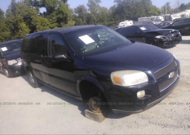 Inventory #285150997 2005 Chevrolet UPLANDER