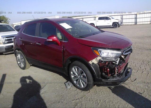 Inventory #557063425 2018 Buick ENCORE