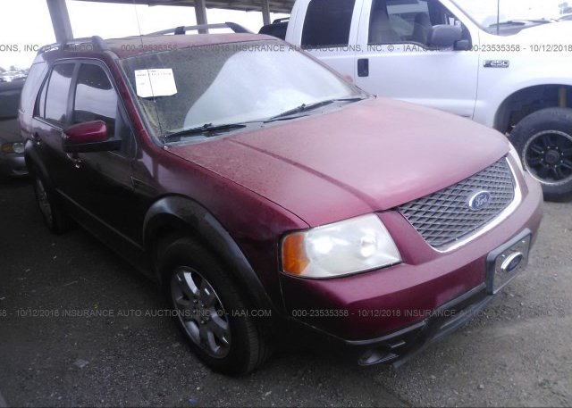 Inventory #114692224 2005 FORD FREESTYLE