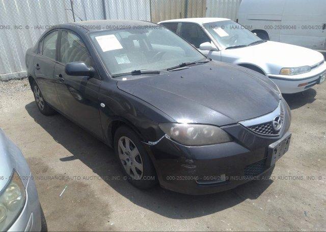 Inventory #422338865 2007 Mazda 3