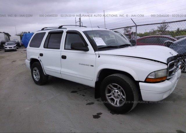 Inventory #699745907 2003 Dodge DURANGO