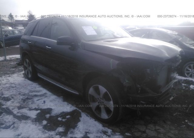 Inventory #320224962 2018 MERCEDES-BENZ GLE