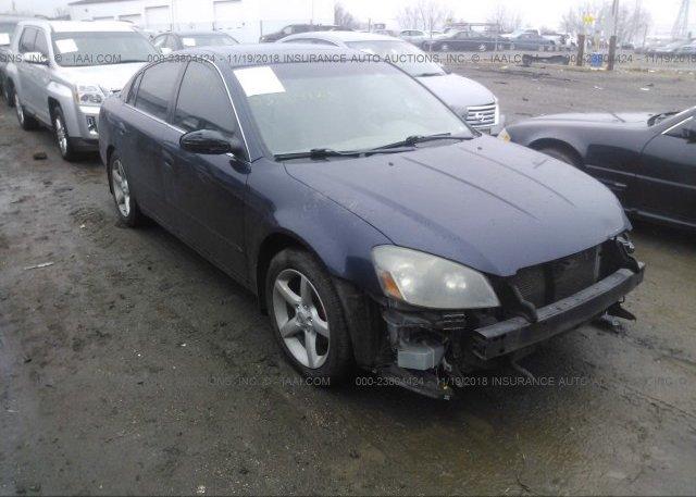 Inventory #687355605 2005 Nissan ALTIMA