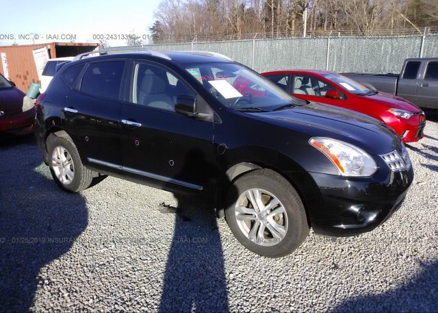 Inventory #520238820 2013 Nissan ROGUE