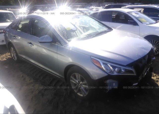 Inventory #155719322 2016 Hyundai SONATA