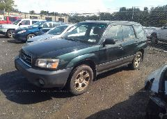 2005 Subaru FORESTER - JF1SG63635H746061 Right View