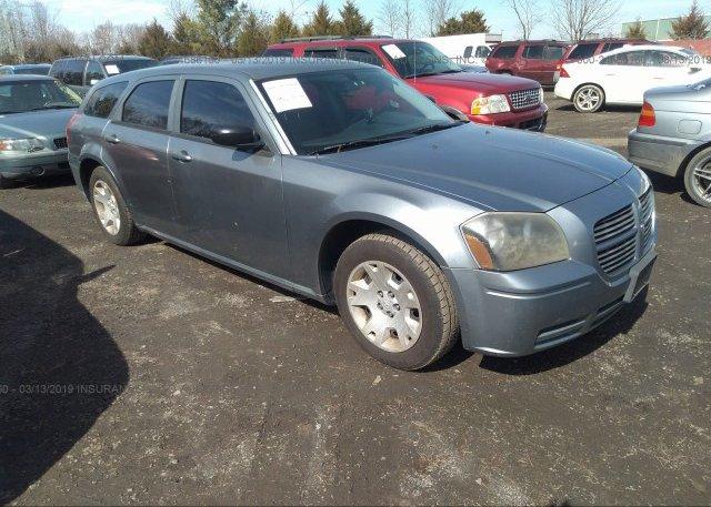 Inventory #363386761 2007 Dodge MAGNUM