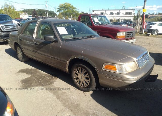 Inventory #735143312 2003 FORD CROWN VICTORIA