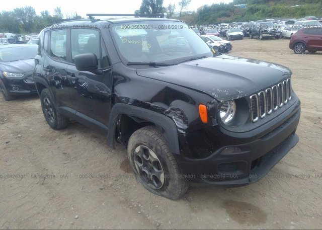 Inventory #957753817 2015 JEEP RENEGADE