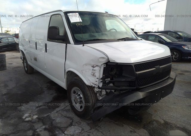 Inventory #420211137 2013 Chevrolet EXPRESS G2500