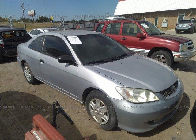 Inventory #564130971 2004 Honda CIVIC
