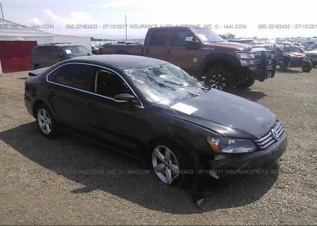 Inventory #574261561 2015 Volkswagen PASSAT