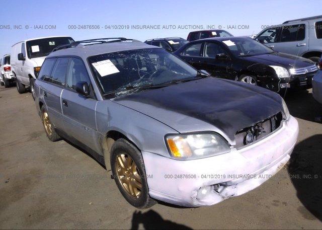 Inventory #772396265 2004 Subaru LEGACY
