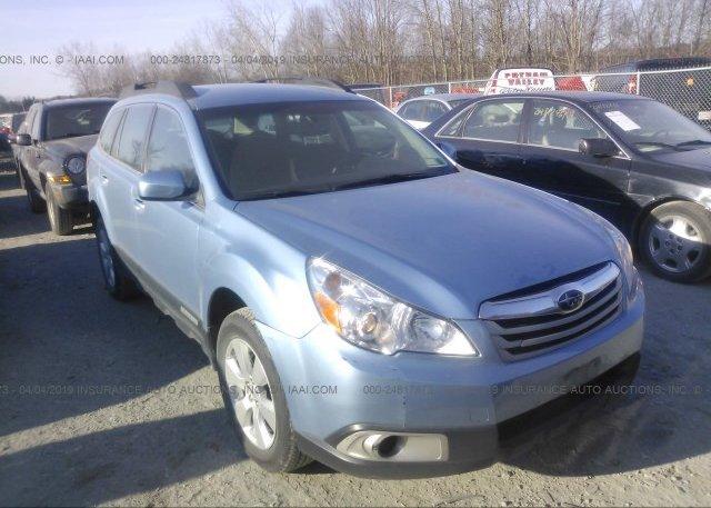 Inventory #127832034 2012 Subaru OUTBACK