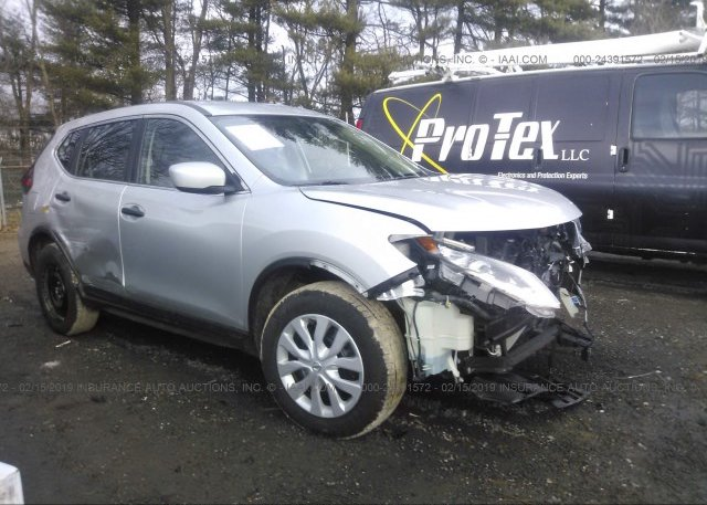 Inventory #814042247 2017 Nissan ROGUE