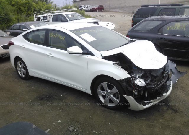Inventory #622565820 2013 Hyundai ELANTRA